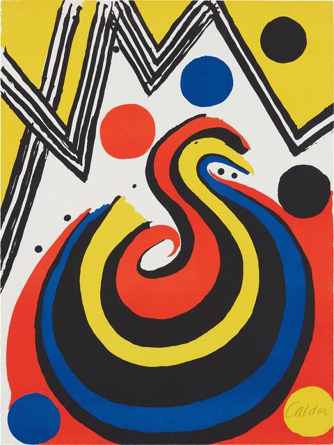 Alexander Calder, 'La Vague (The Wave)', 1971, Phillips