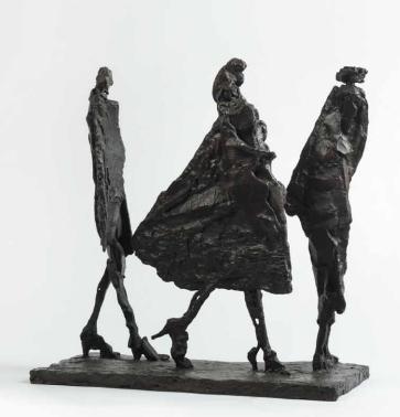 , 'Three Women,' 1958, Pangolin