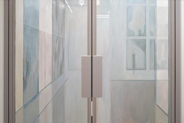 , 'Gate (White Cube, Bermondsey with Mark Bradford, 2013),' 2014, David B. Smith Gallery