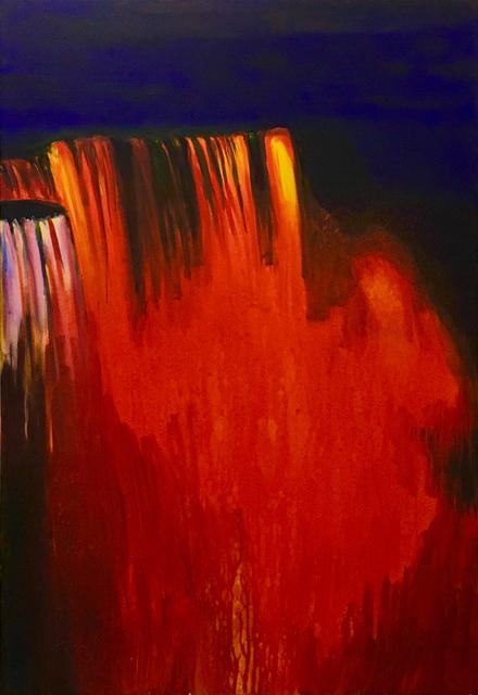 , 'At Night (the power of running),' 2019-2020, LatchKey Gallery