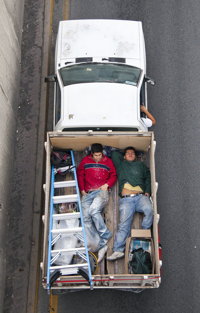 Alejandro Cartagena, 'Carpooler #41', 2011, Circuit Gallery