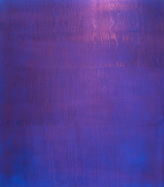 , 'Untitled (violet, shimmering),' 1996, Sebastian Fath Contemporary