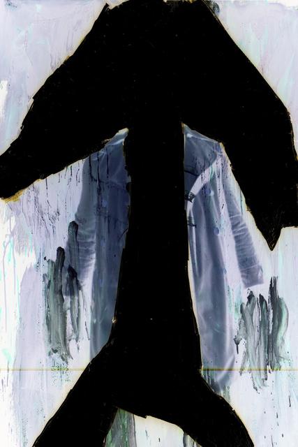 , 'Autoportrait recyclé #19,' 2011, Galerie Christophe Gaillard