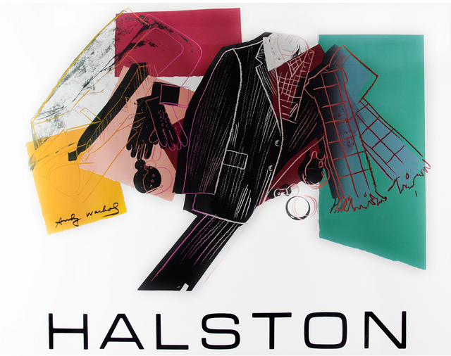 Andy Warhol, 'Halston Advertising Campaign - Men's Wear', 1982, Bertolami Fine Arts