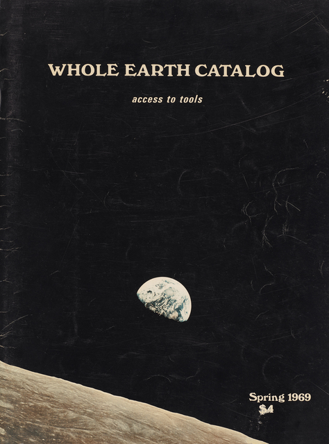 , 'Whole Earth Catalog: Access to Tools, Spring 1969,' 1969, de Young Museum