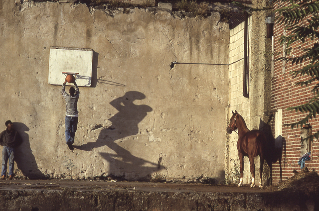 , 'The Basketball Game,' 1993, The Studio Museum in Harlem