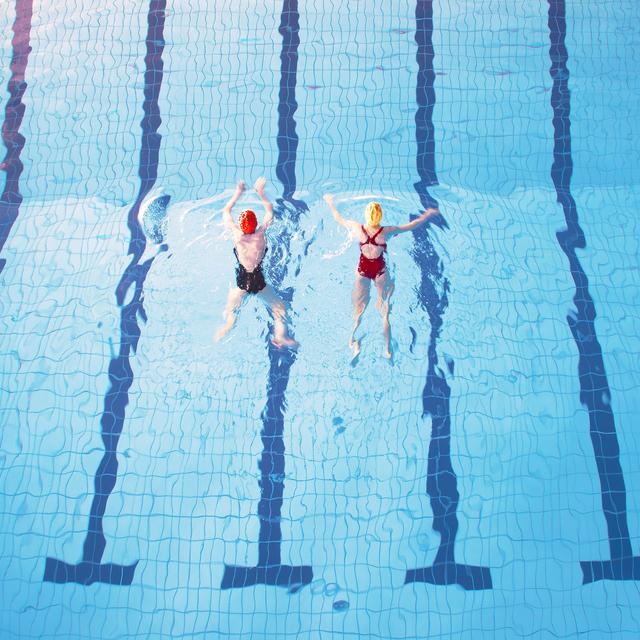 Maria Svarbova, 'Swimm 2', 2016, Gilman Contemporary