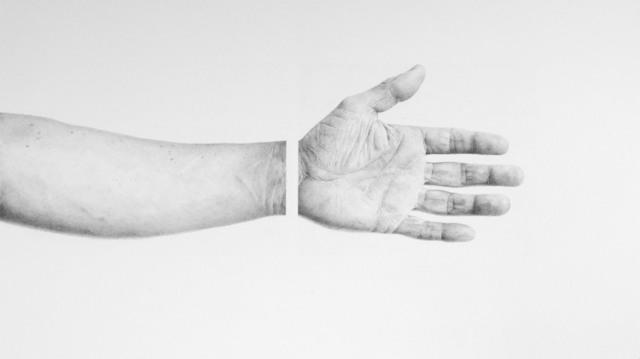 , 'Hand,' 2018, Lora Reynolds Gallery