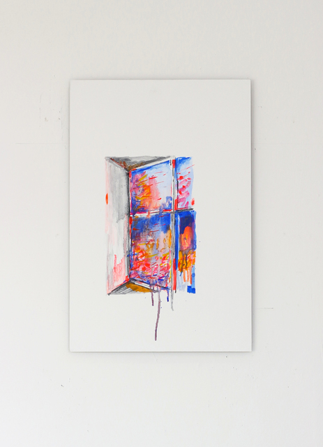 , 'Studio Window,' 2018, Super Dakota