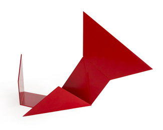 Untitled (Red Form)