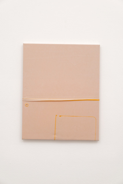 , 'Untitled (Because the sun is yellow 6/9),' 2014, Jeanroch Dard