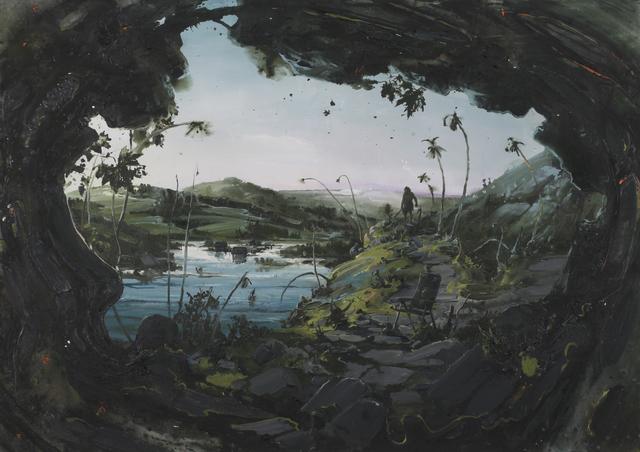 Sven Kroner, '3011', 2010, Galerie Fons Welters