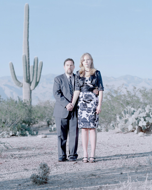 , 'Michael Mychalczuk & Kyrie Mychalczuk, 15 years. Tucson, Arizona.,' , Pictura Gallery