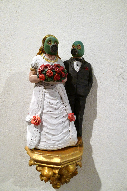 , 'Wedding Couple,' 2011, ANNO DOMINI