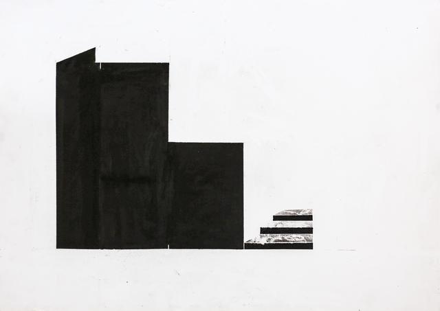 , 'Inacabado,' 2017, Bolsa de Arte
