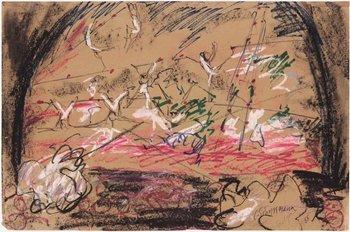 , 'Water Light/Water Needle Diagram 6,' 1965, Hales Gallery