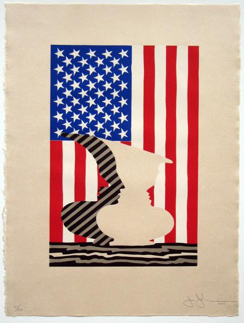 , 'Untitled (Flag & Vase),' 2000, Joseph K. Levene Fine Art, Ltd.