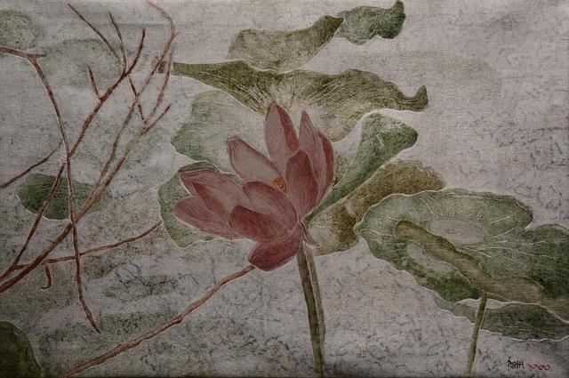, 'Lotus Panel,' 2019, Arushi Arts