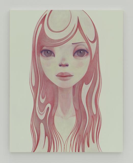 , 'red and white,' 2014, Tomio Koyama Gallery