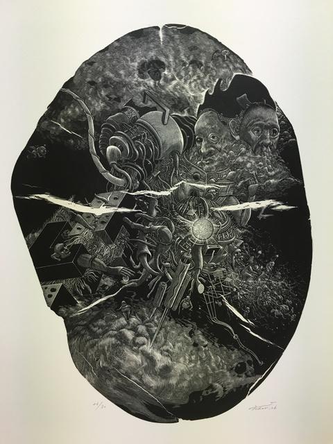 , 'Cloud,' 2006, Micheko Galerie