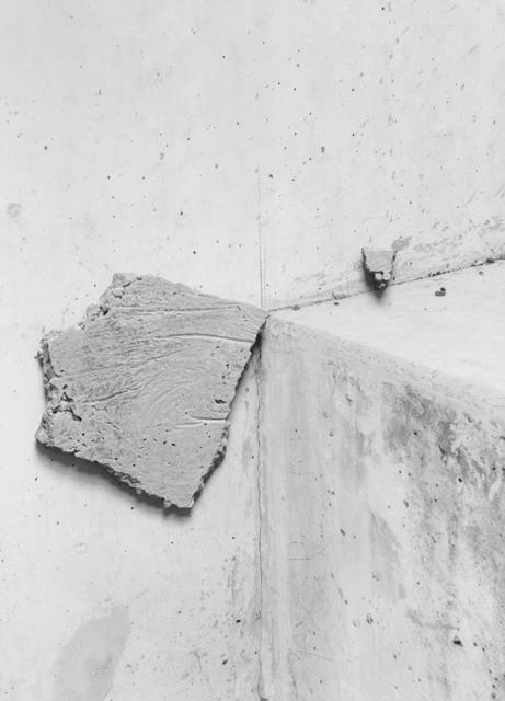 , 'Concrete Concrete #2,' 2015, Galerie pompom