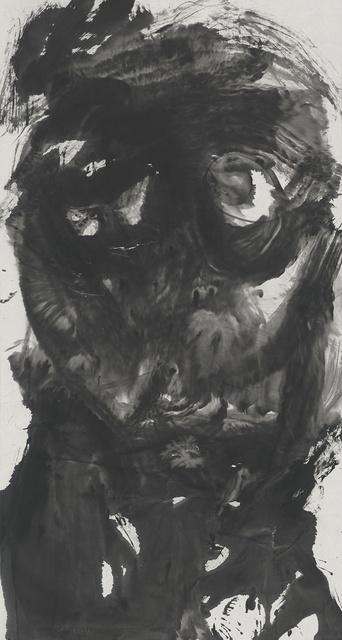 , 'Unsettled Heart 不定的心,' 2015, Ink Studio
