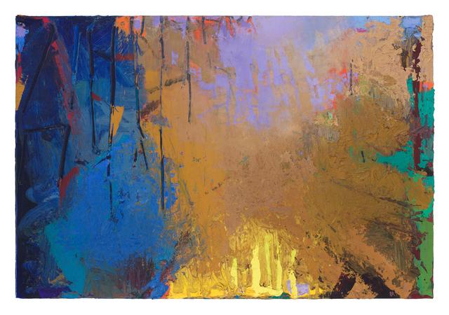, 'Looming Pine,' 2018, Nancy Toomey Fine Art