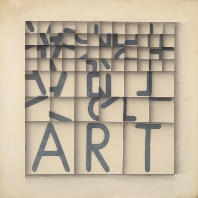 Bruno Di Bello, 'Art', 1974, Finarte