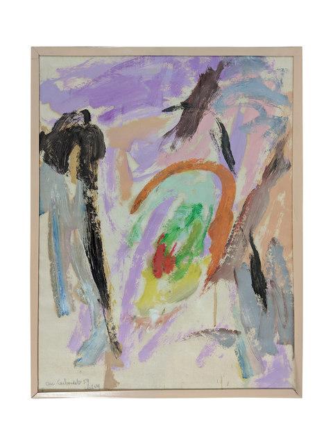 Herman Cherry, 'Untitled (Dec 59)', 1959, Capsule Gallery Auction