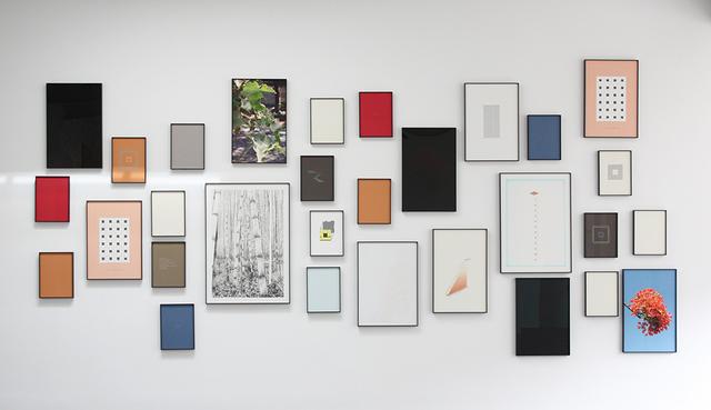 , 'Ensayo sobre la contemplación / An Essay on Contemplation,' 2018, Galería OMR