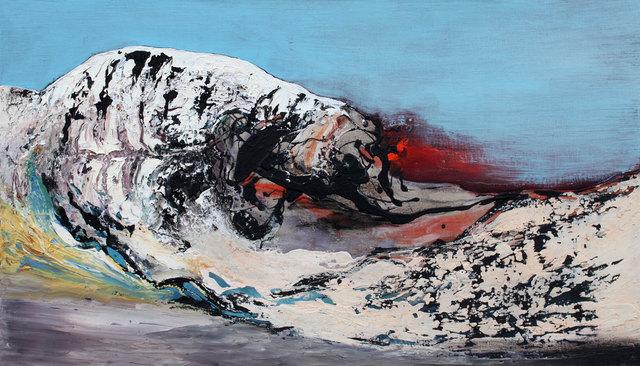 , 'Frozen Earth,' 2014, Albemarle Gallery | Pontone Gallery