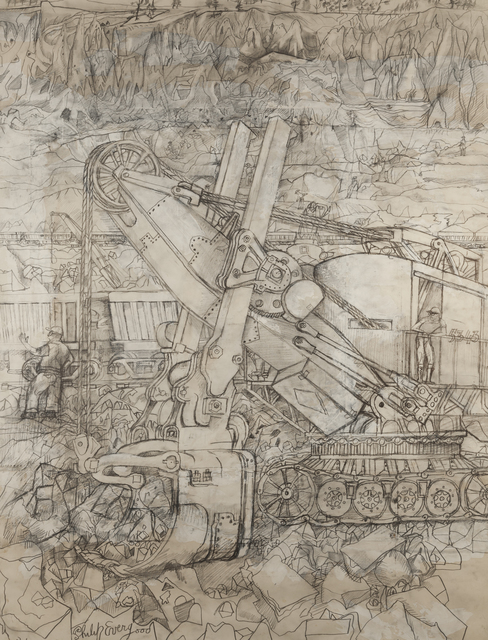 , 'Men and Machines,' , ACA Galleries