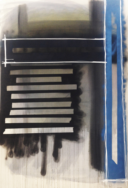 Marcello Pozzi, 'OVERLINES 2 | LA Abstract Painting ', 2010, Cabiria Art Gallery