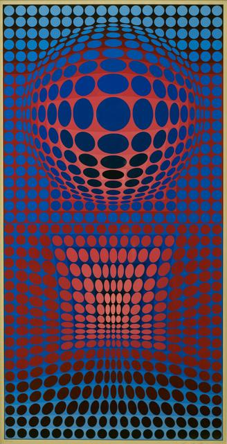 , 'VP,' 1972, Mirat Projects