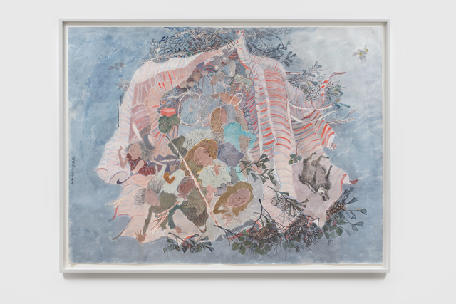 , 'Wind from the North,' 2018, James Cohan