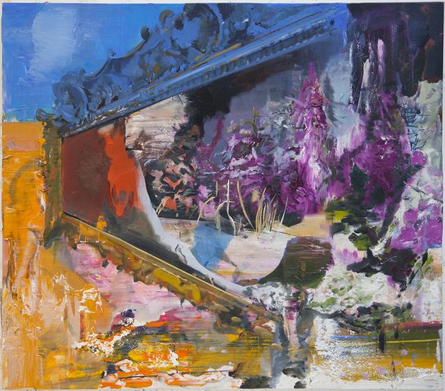 , 'Bridge,' 2017, Galerie Antoine Ertaskiran
