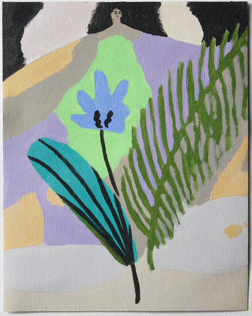 Lilian Martinez, 'Stone Bouquet', 2017, Ochi Projects
