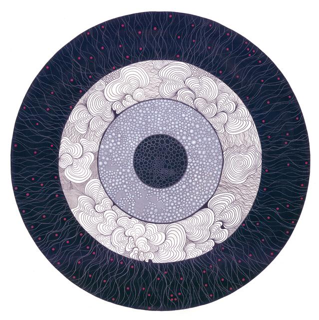 , 'Mandala 3,' 2014, Octavia Art Gallery