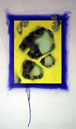 , 'Metagnom-gnom (Stunned by the wall of glare),' 2013, BRUNDYN +