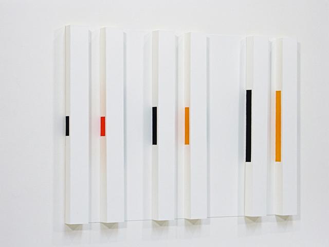 , 'Conjuntos, Progresiones, # 4,' 2010, Dan Galeria