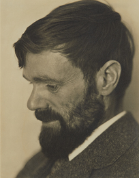 Edward Weston, 'D.H. Lawrence,' 1924, Phillips: The Odyssey of Collecting