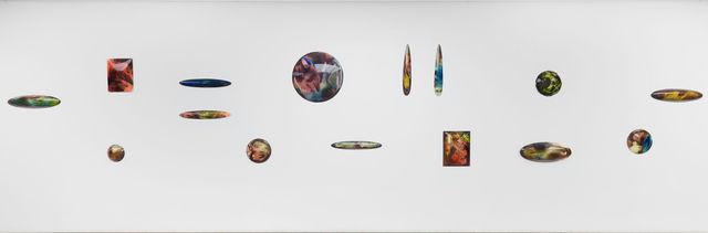 Camille Hannah, 'X', 2019, HOFA Gallery (House of Fine Art)