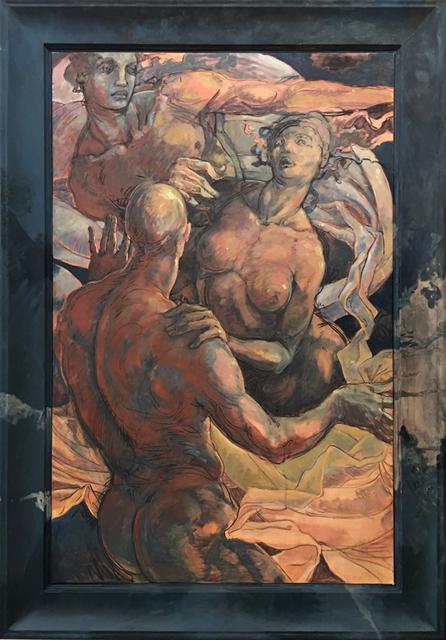 , 'Zonas Oscuras II,' 2017, Terreno Baldío