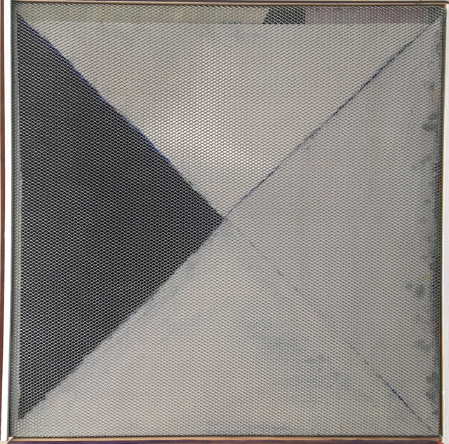 , 'Four Triangles and a Square,' , JGM Gallery