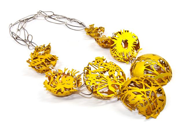 , 'Queen Bee Necklace,' 2017, form & concept
