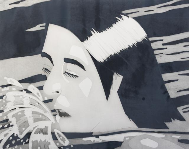 Alex Katz, 'The Swimmer', 1974, Hindman