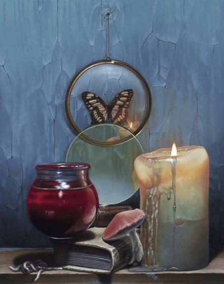, 'Atemporal Transformation,' , Davis Gallery & Framing