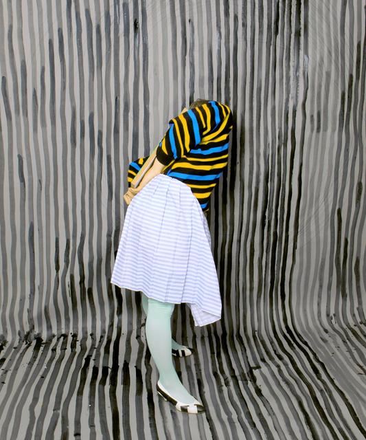 , 'Strips 6.1.1,' 2015, Galerie Bart