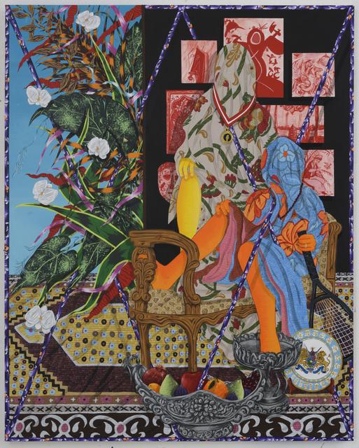 , 'Life's Epic Poem,' 2017, Shulamit Nazarian