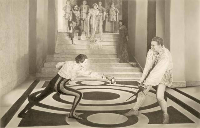 , 'Das Duell,' 1985, Belvedere 21